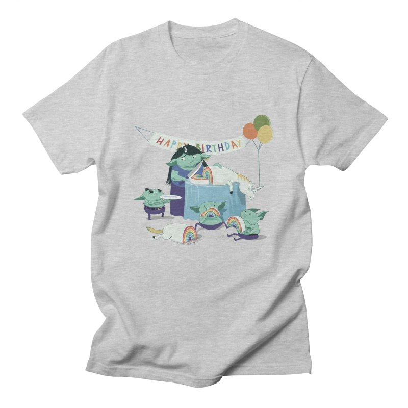 MOTHER GOBLIN'S 50TH Men's T-shirt by weoos02's Artist Shop