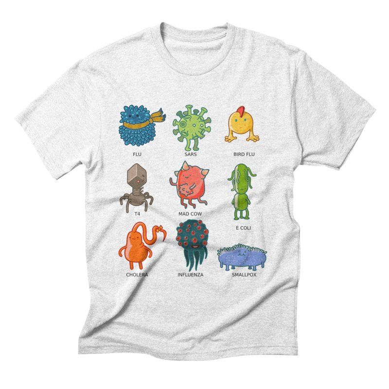 Know your poison Men's Triblend T-shirt by weoos02's Artist Shop