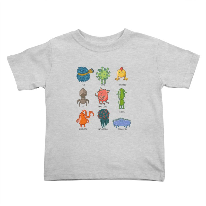Know your poison Kids Toddler T-Shirt by