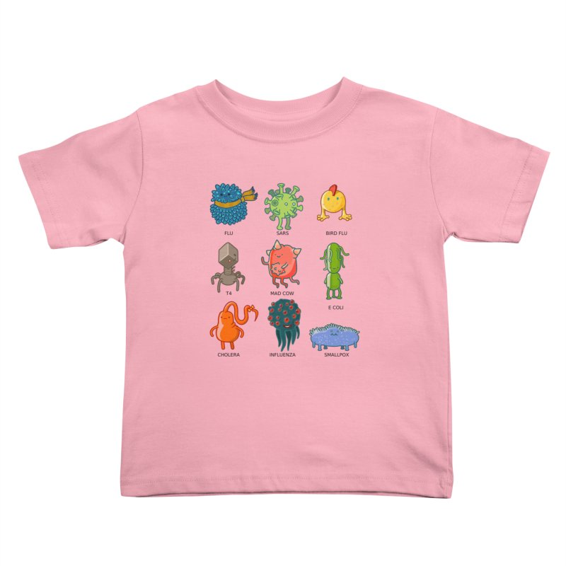 Know your poison Kids Toddler T-Shirt by weoos02's Artist Shop
