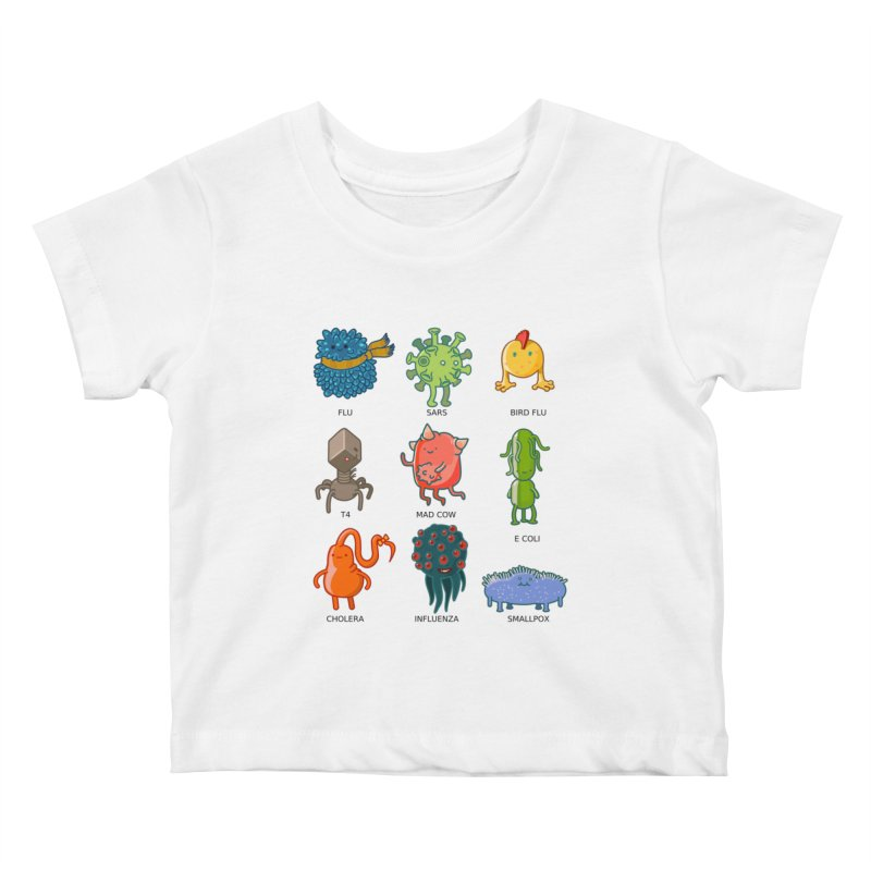 Know your poison Kids Baby T-Shirt by