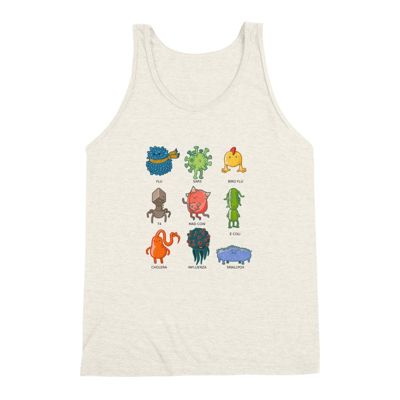 Know your poison Men's Triblend Tank by weoos02's Artist Shop