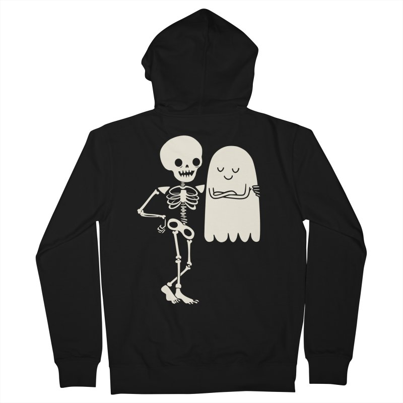 Buddy and Saul Men's Zip-Up Hoody by weoos02's Artist Shop
