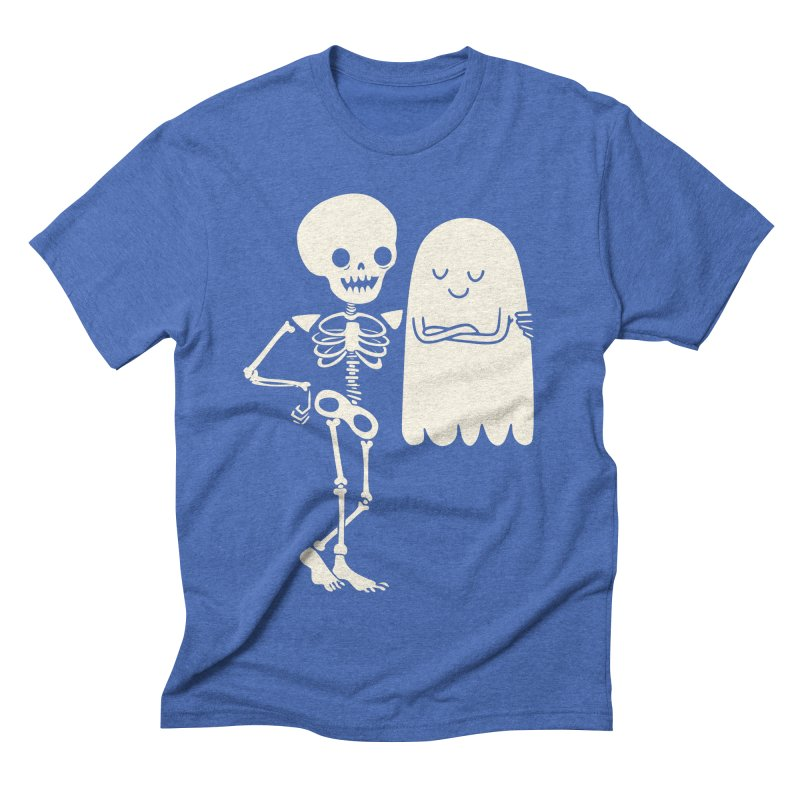 Buddy and Saul Men's Triblend T-shirt by weoos02's Artist Shop
