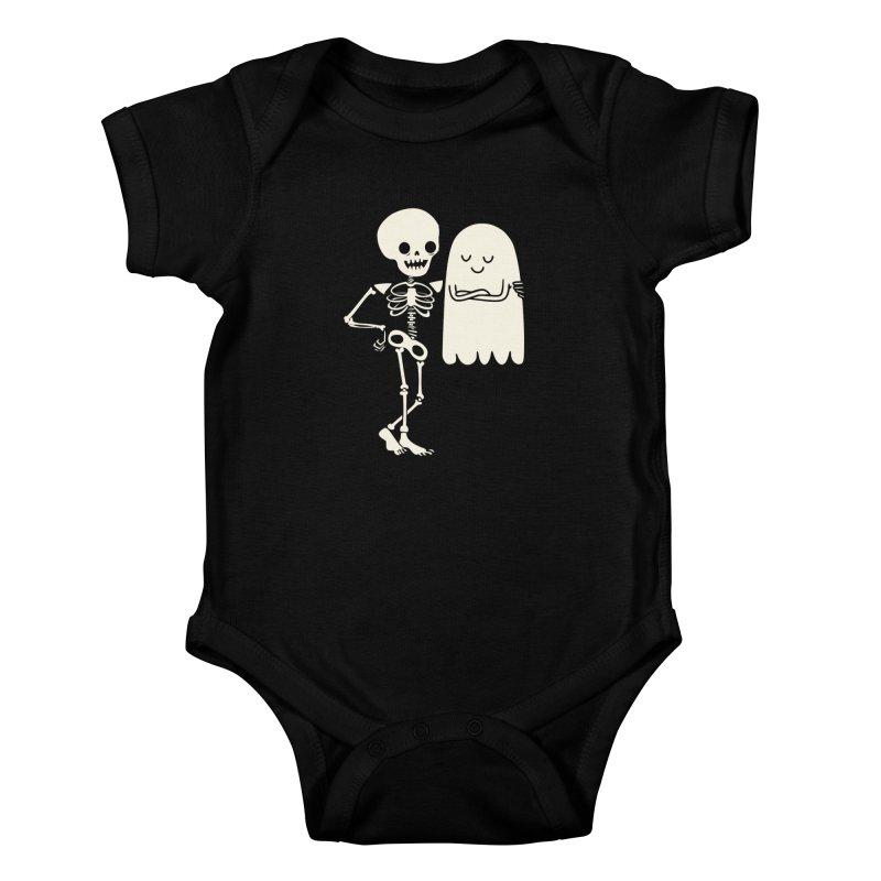 Buddy and Saul Kids Baby Bodysuit by weoos02's Artist Shop
