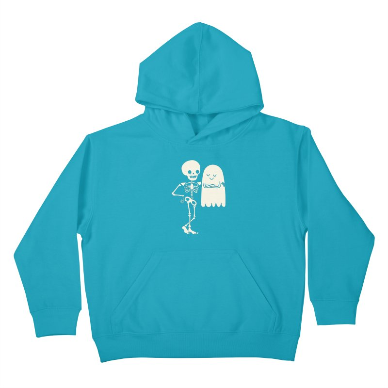 Buddy and Saul Kids Pullover Hoody by