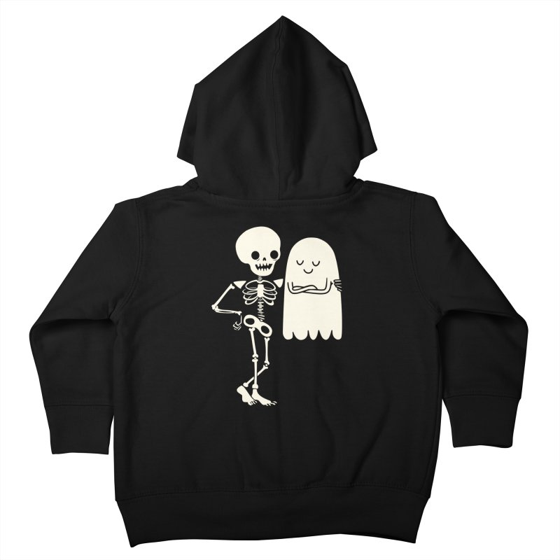 Buddy and Saul Kids Toddler Zip-Up Hoody by weoos02's Artist Shop