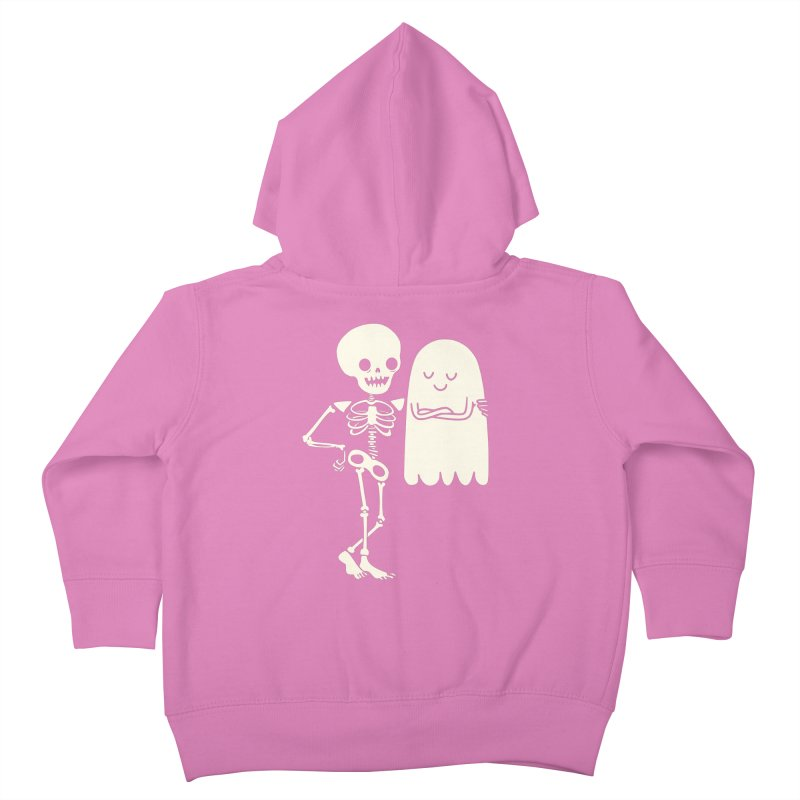 Buddy and Saul Kids Toddler Zip-Up Hoody by
