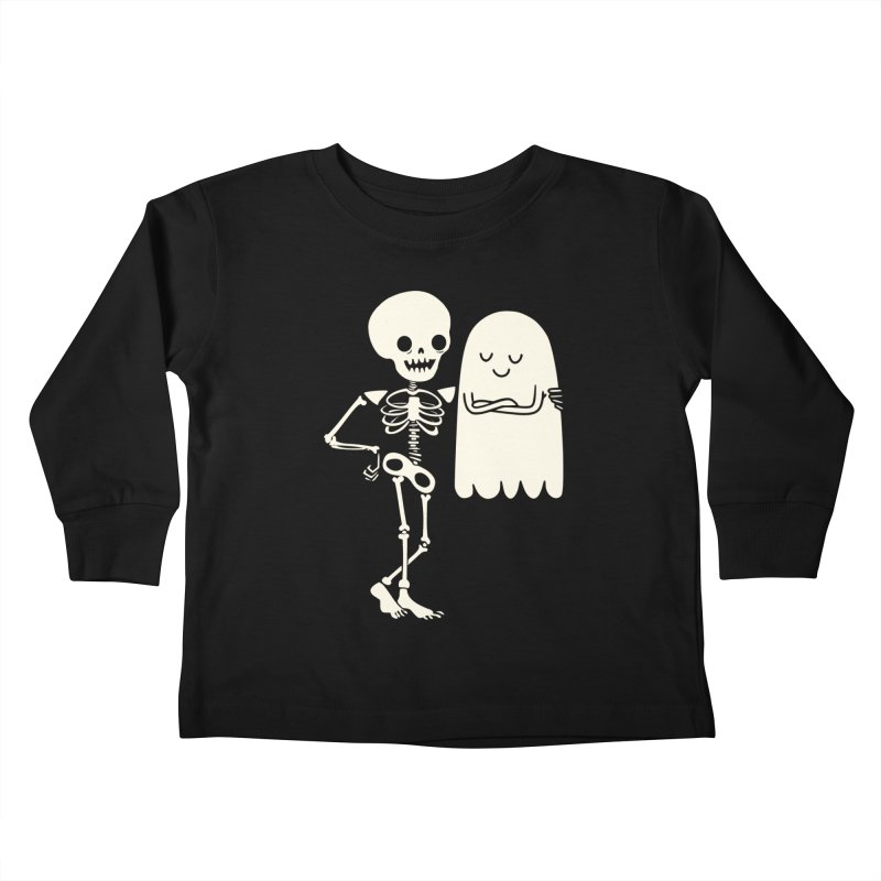 Buddy and Saul Kids Toddler Longsleeve T-Shirt by weoos02's Artist Shop
