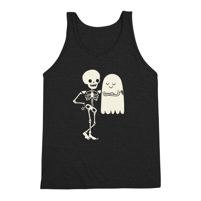 Buddy and Saul Men's Triblend Tank by weoos02's Artist Shop