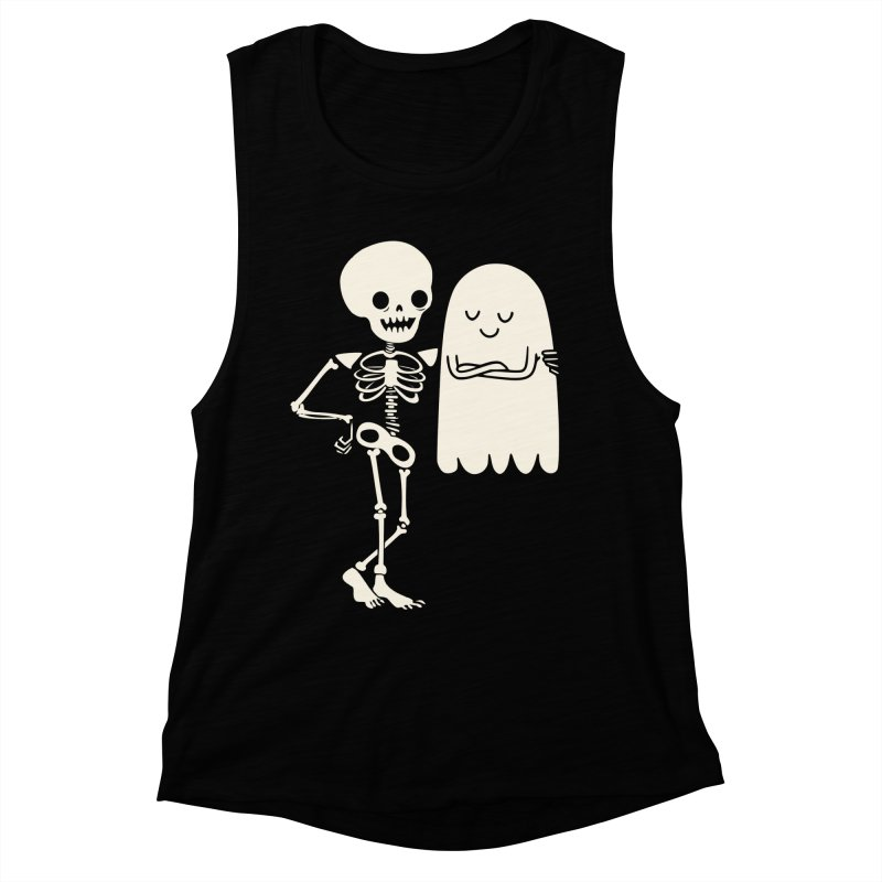 Buddy and Saul Women's Muscle Tank by