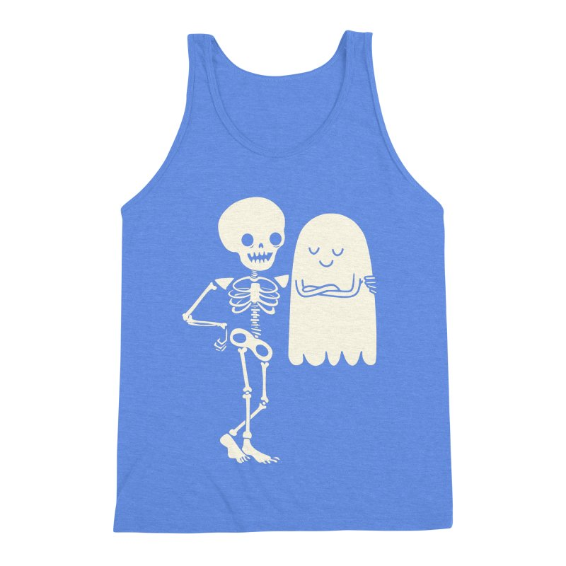 Buddy and Saul Men's Triblend Tank by