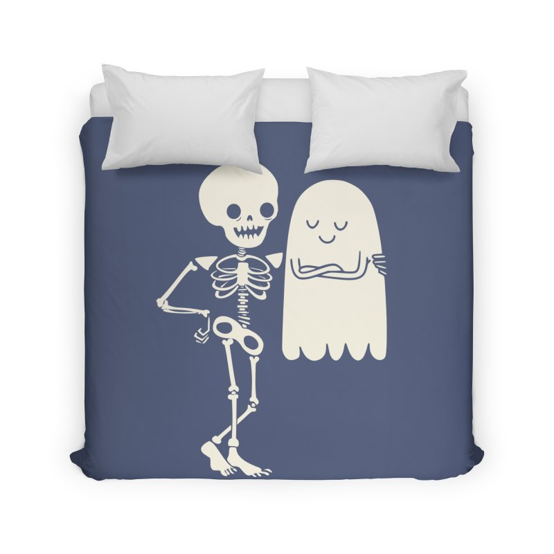 Buddy and Saul Home Duvet by