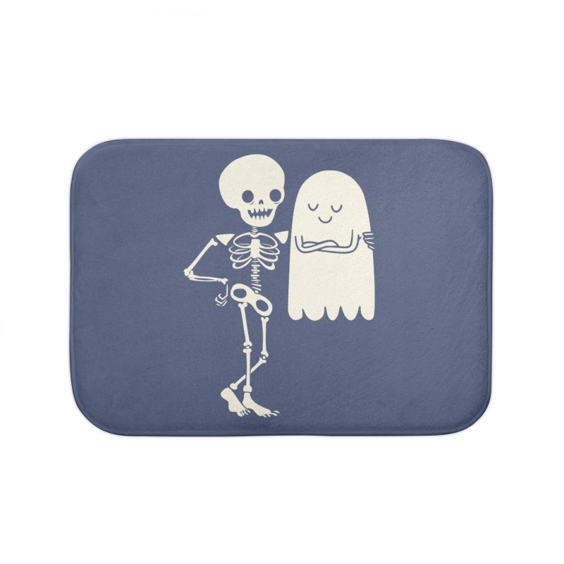 Buddy and Saul Home Bath Mat by