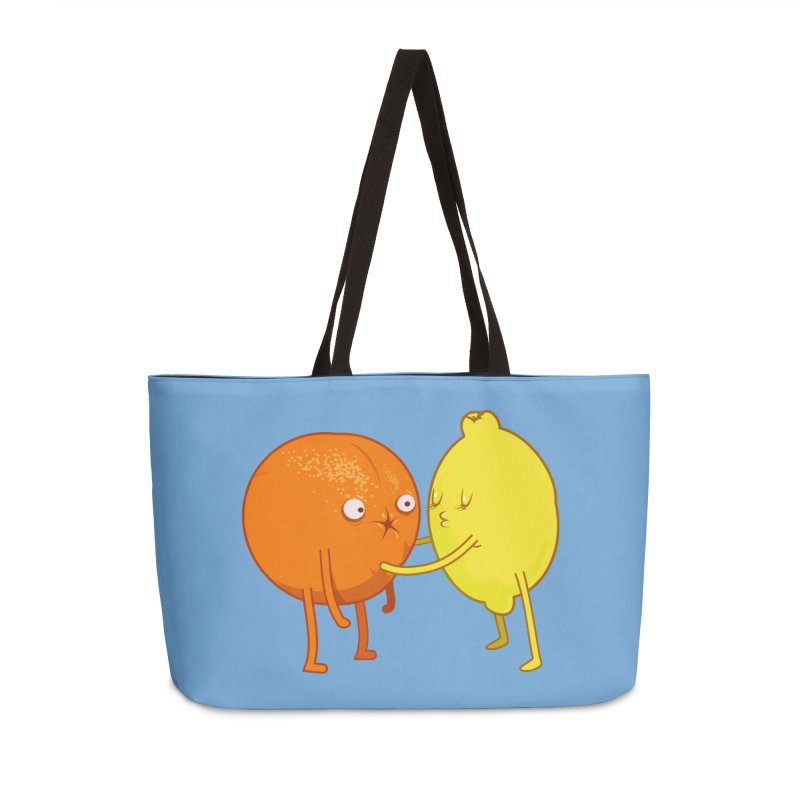 Sour Accessories Weekender Bag Bag by
