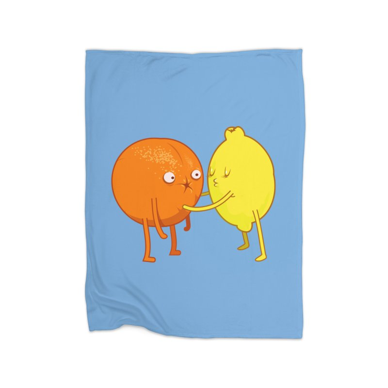 Sour Home Fleece Blanket Blanket by