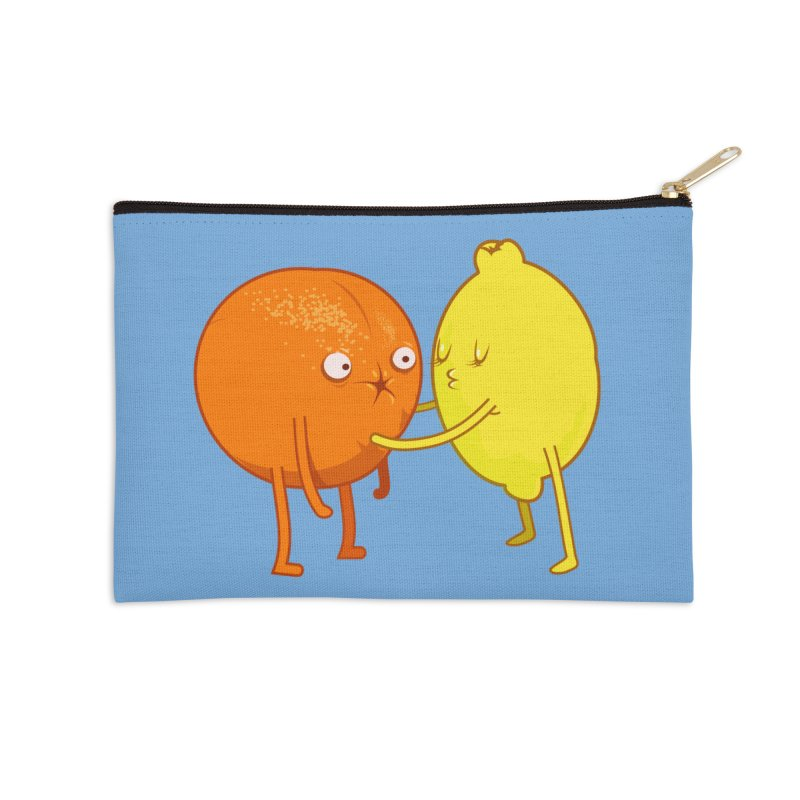 Sour Accessories Zip Pouch by