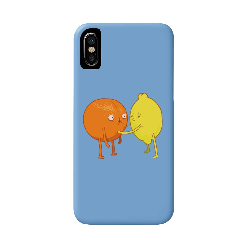 Sour Accessories Phone Case by