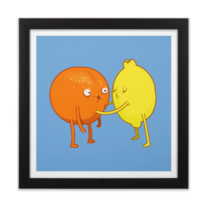 Sour Home Framed Fine Art Print by