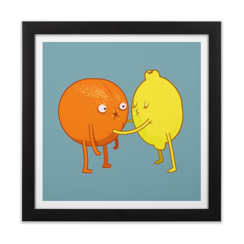 Sour Home Framed Fine Art Print by weoos02's Artist Shop