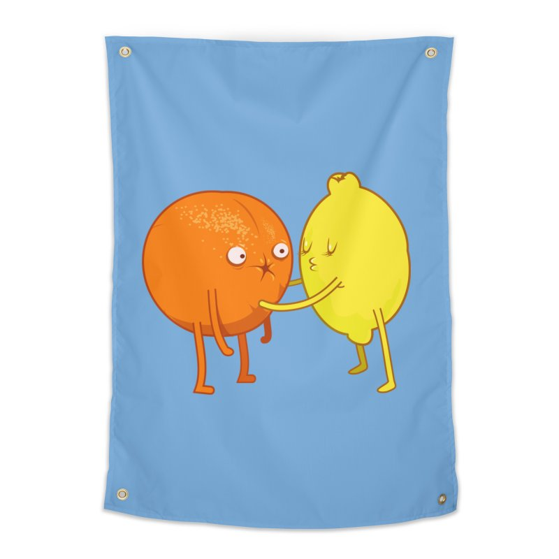 Sour Home Tapestry by