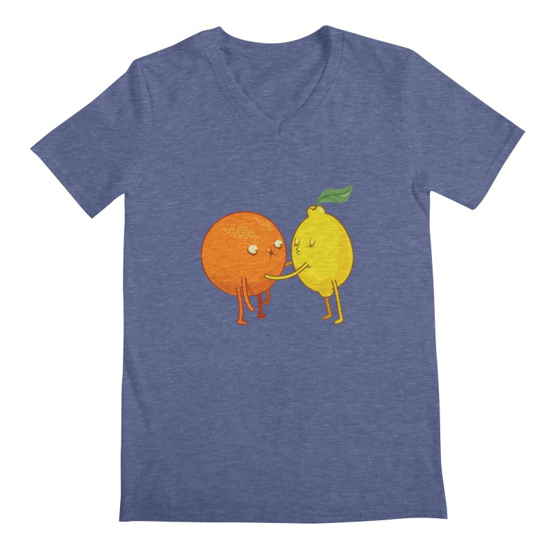 Sour Men's Regular V-Neck by
