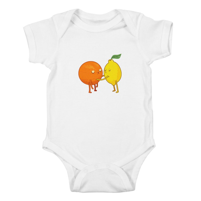 Sour Kids Baby Bodysuit by