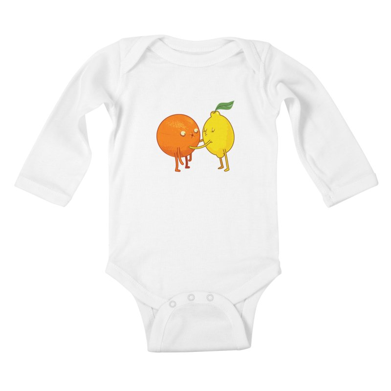 Sour Kids Baby Longsleeve Bodysuit by