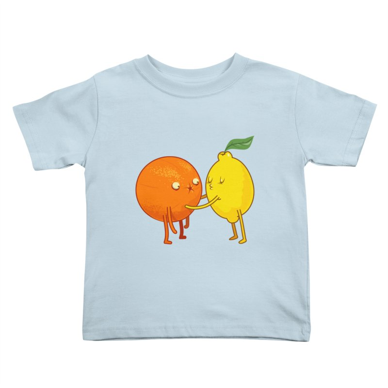 Sour Kids Toddler T-Shirt by weoos02's Artist Shop