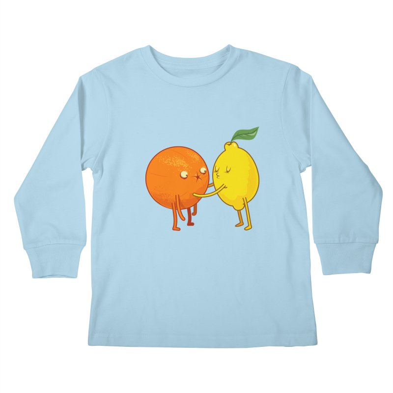 Sour Kids Longsleeve T-Shirt by weoos02's Artist Shop