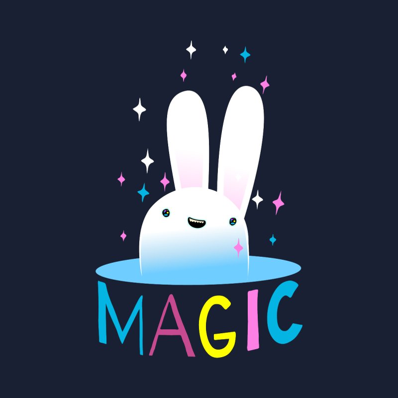 Magic ! Men's T-Shirt by