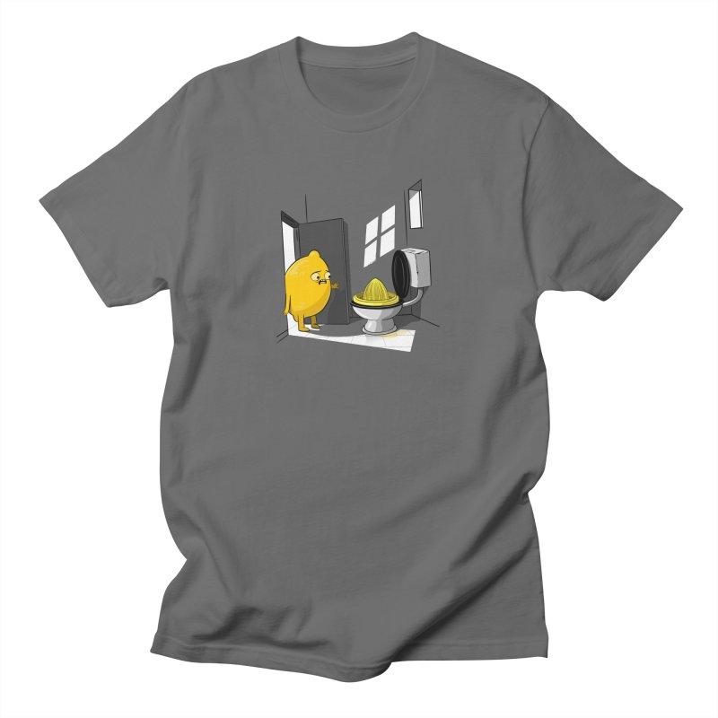 Lemon Men's T-Shirt by