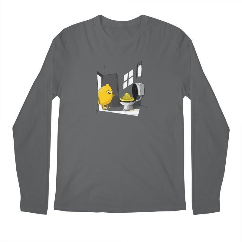 Lemon Men's Longsleeve T-Shirt by