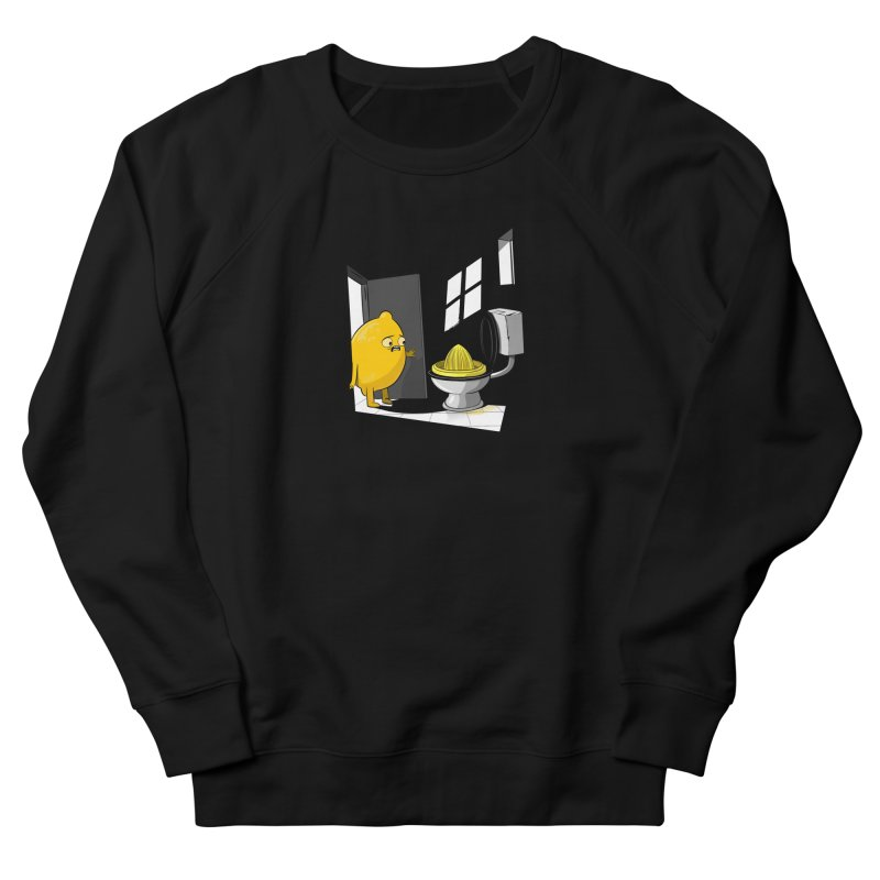 Lemon Men's Sweatshirt by