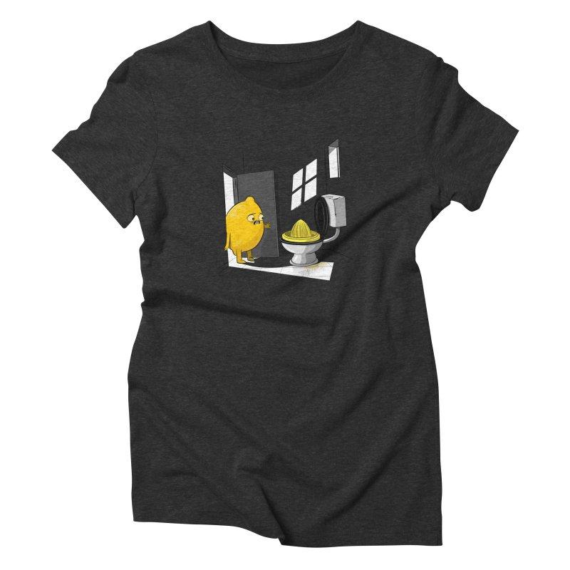 Lemon Women's T-Shirt by