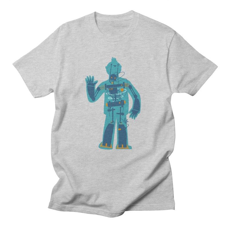Bait Men's T-shirt by weoos02's Artist Shop