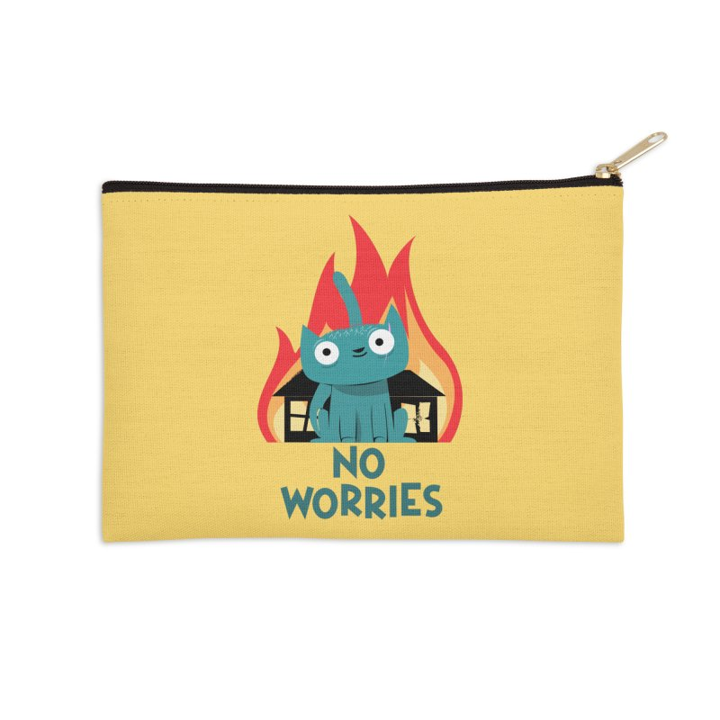No worries Accessories Zip Pouch by