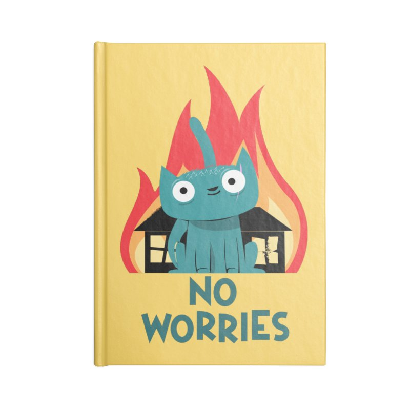 No worries Accessories Notebook by