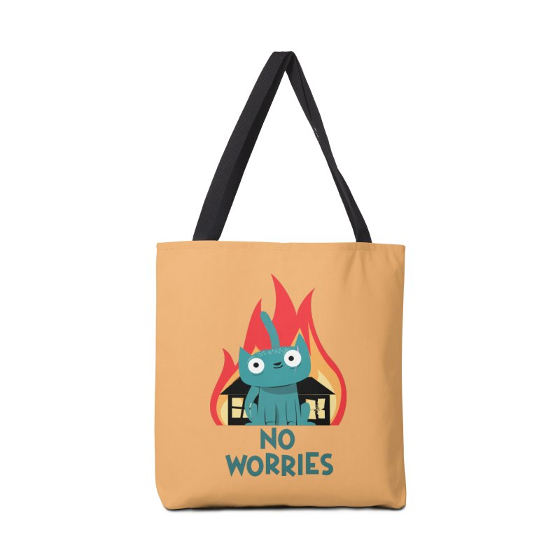 No worries Accessories Bag by weoos02's Artist Shop