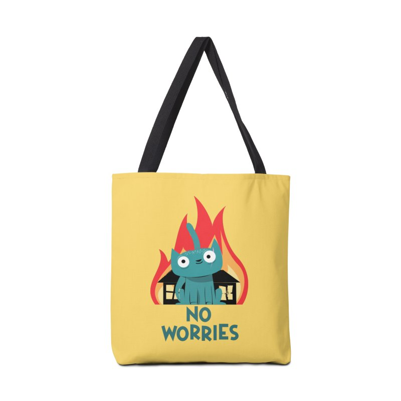 No worries Accessories Bag by