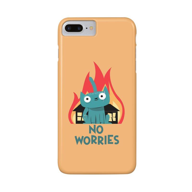No worries Accessories Phone Case by weoos02's Artist Shop