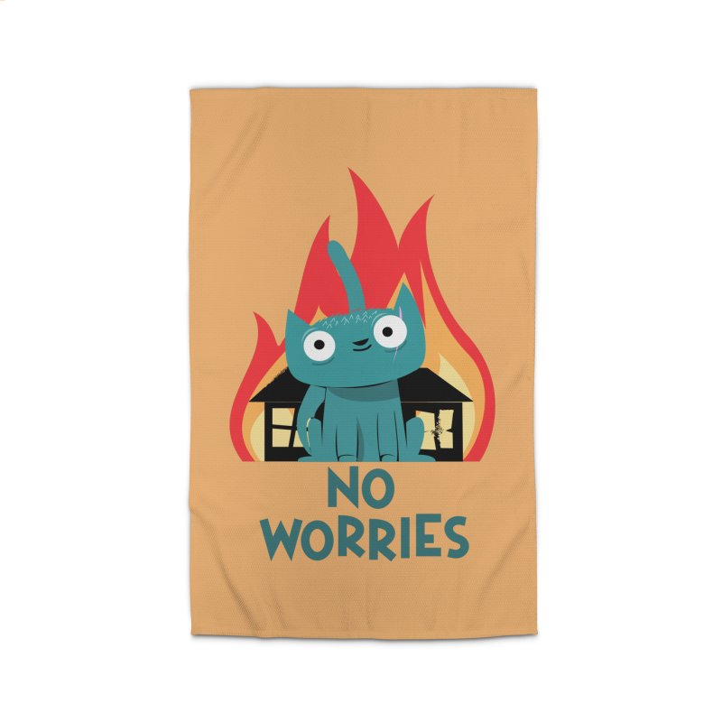 No worries Home Rug by weoos02's Artist Shop