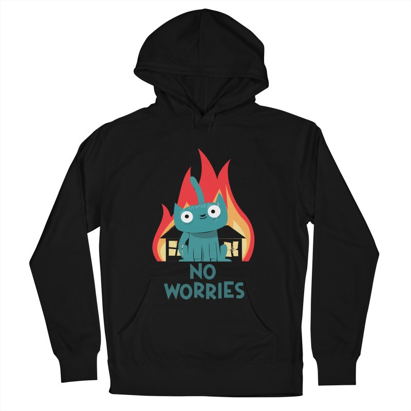 No worries Women's Pullover Hoody by weoos02's Artist Shop