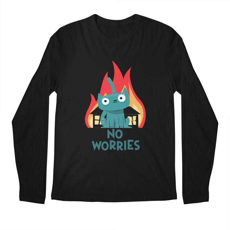 No worries Men's Longsleeve T-Shirt by