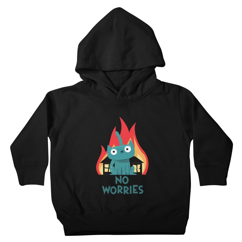 No worries Kids Toddler Pullover Hoody by