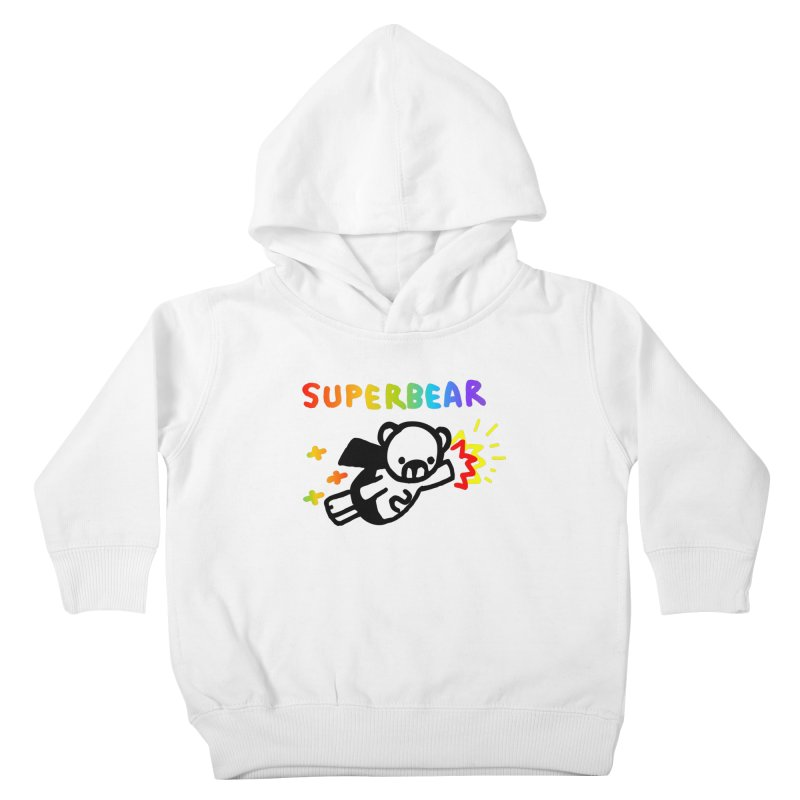 superbear Kids Toddler Pullover Hoody by