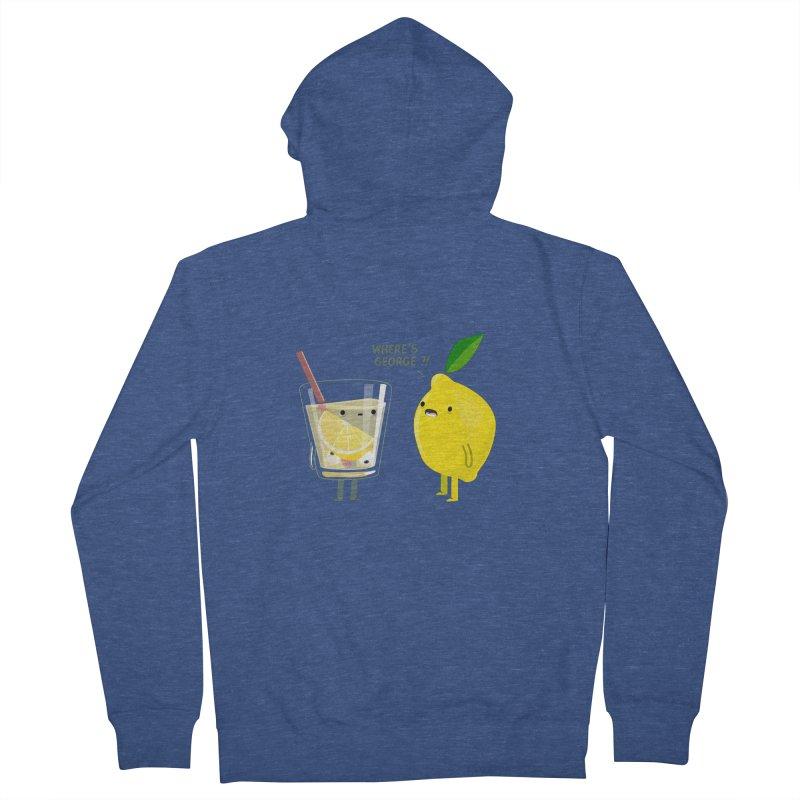 Lemonade Men's Zip-Up Hoody by