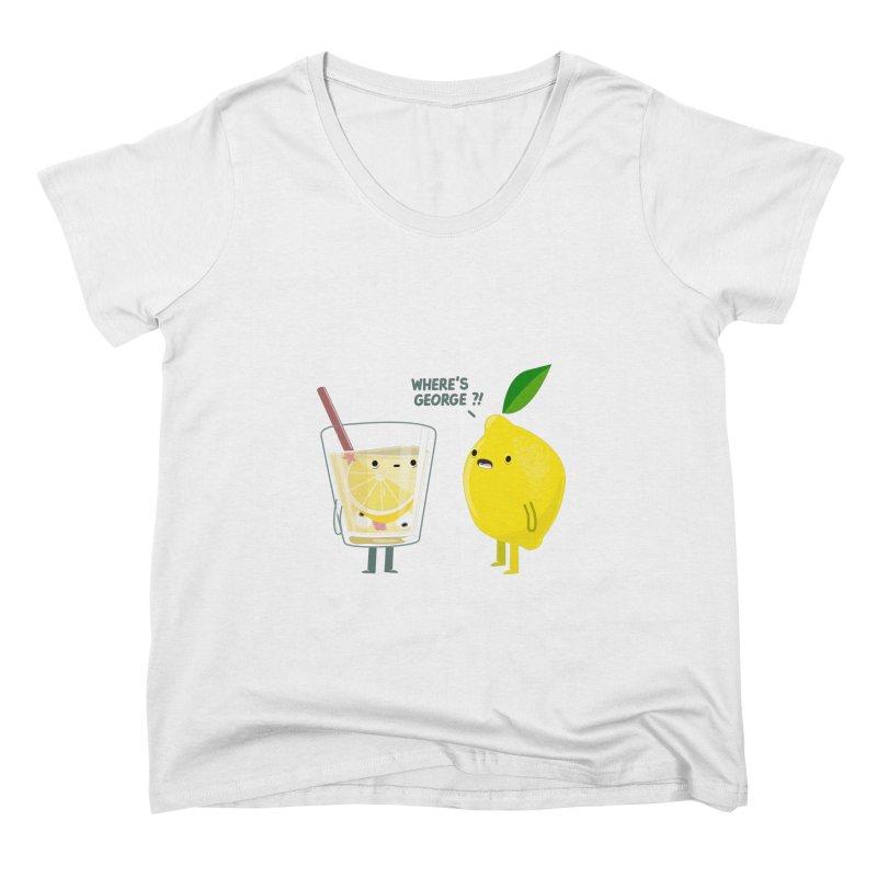 Lemonade Women's Scoop Neck by