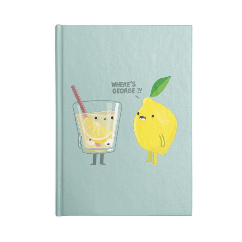 Lemonade Accessories Notebook by