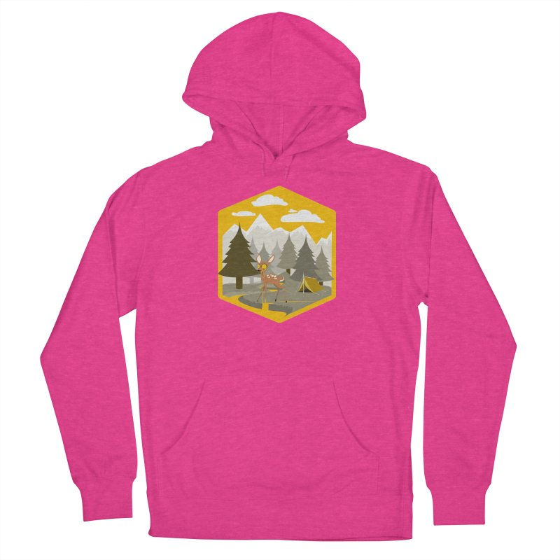 Yellowstoned Men's Pullover Hoody by